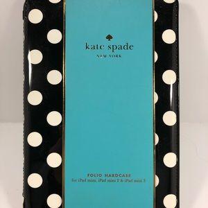 Kate Spade ♠️ Folio Hard Case for iPad mini 2/3